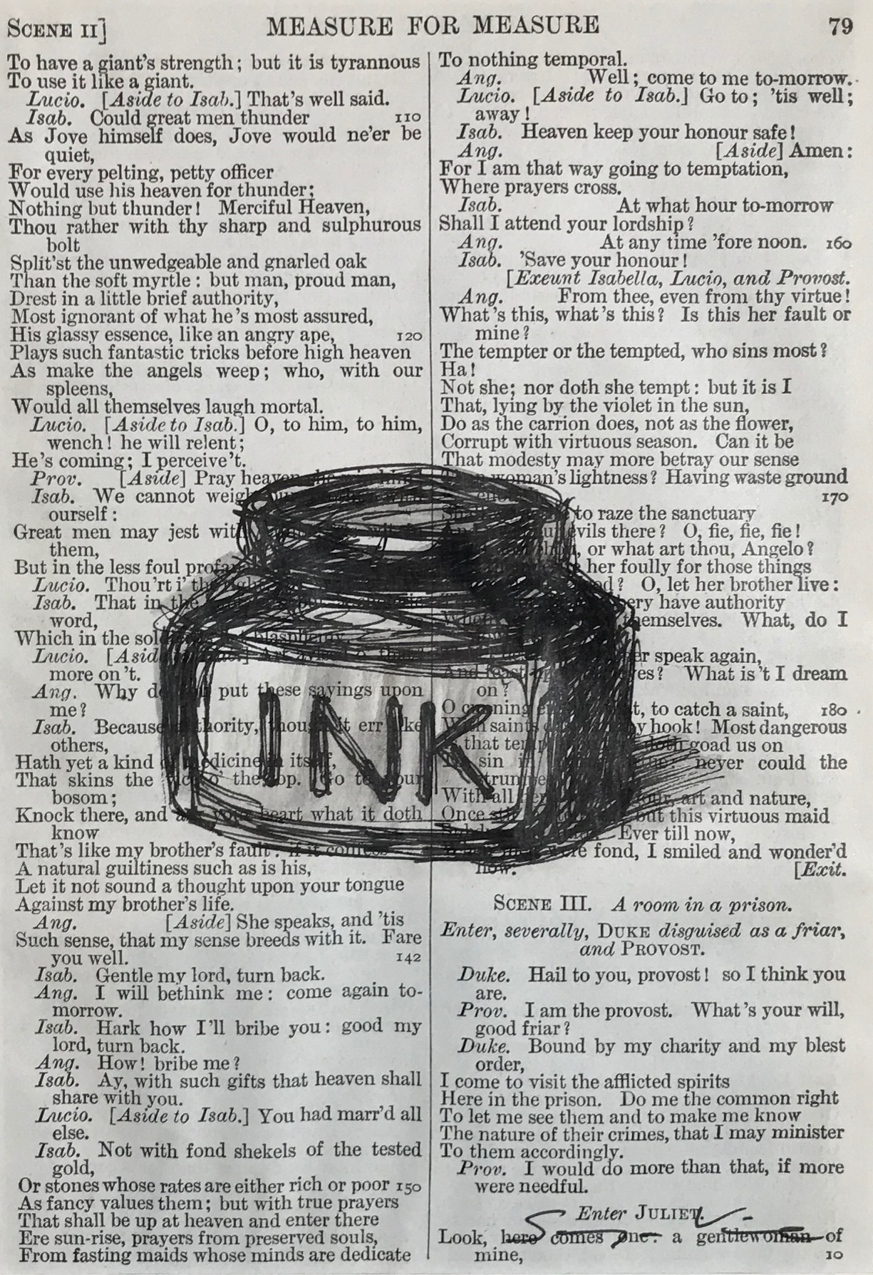 Ink Well