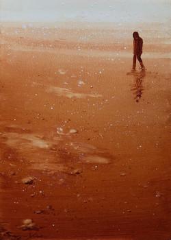 Burnt Sienna Sand