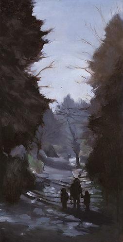 Woodlands Walk PRINT