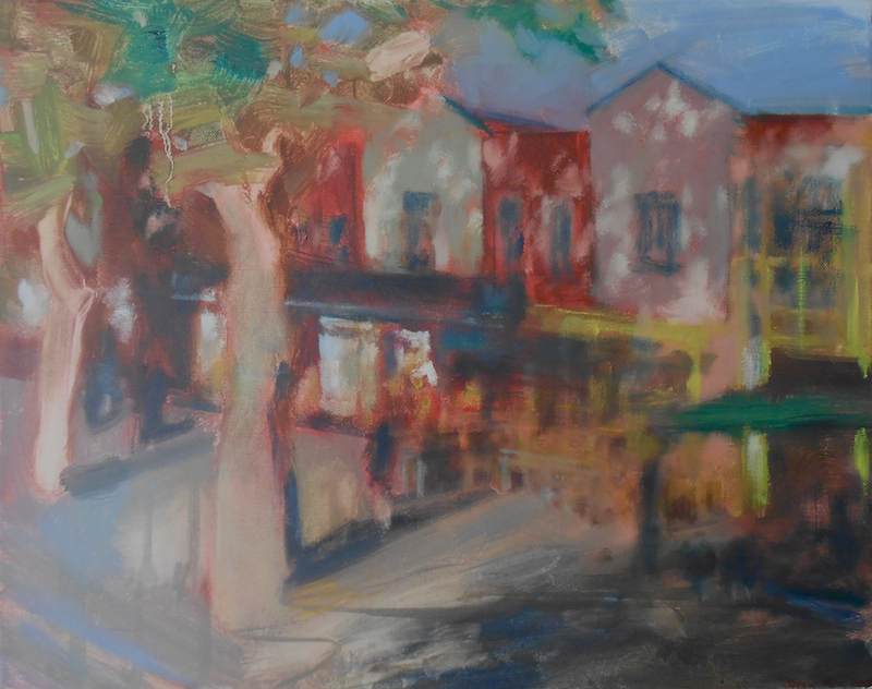 On the Sunny Side of the Street (Chiswick)