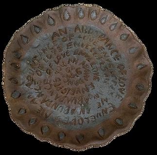 Incantation Plate