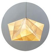 Spec3, lámpara de origami, diseño de producto, nachomonterodesign.net
