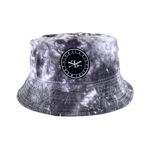Luxury Streetwear Black Tie Dye Hat