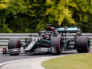 F1: Hamilton takes 90th Pole in Hungary