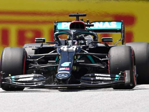 F1: Mercedes continue to reign supreme in FP3