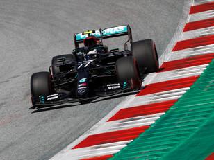 F1: Bottas wins hectic Austrian GP