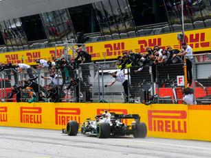 F1: Hamilton dominates Styrian GP