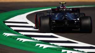 F1: Bottas on Pole for 70th GP