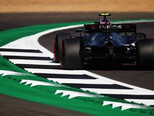 F1: Bottas on Pole for 70th GP