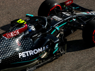 F1: Bottas victorious in Russia