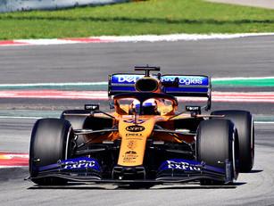 Ferrari confirm Sainz as Ricciardo moves to McLaren for 2021