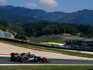 F1: Hamilton pips Bottas to Mugello Pole