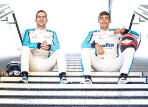 F1: Williams stick with Russell and Latifi for 2021