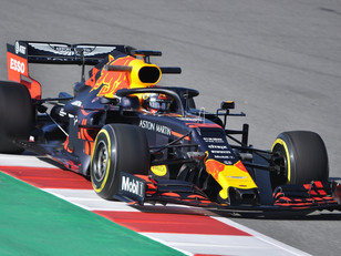 Formula One: Max Verstappen signs new and extended Red Bull contract lasting to 2023