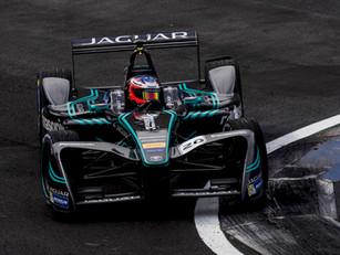 Formula E: Evans wins action-packed Mexico ePrix