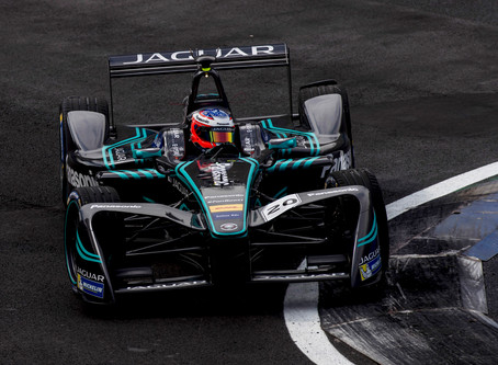 Formula E: Evans wins action-packed Mexico ePrix