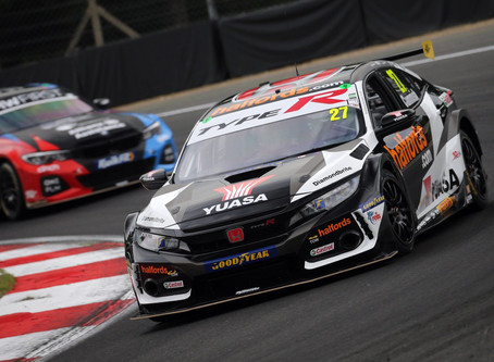 BTCC: Brands Hatch GP Round 4