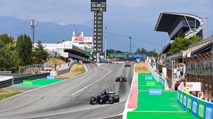 F1: Hamilton unstoppable in Spain