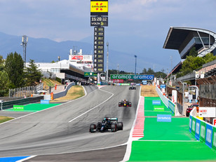 F1: Hamilton unstoppable in Spain