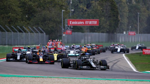 F1: Hamilton wins Emilia Romagna GP