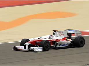 Toyota's missed opportunity - the 2009 Bahrain GP