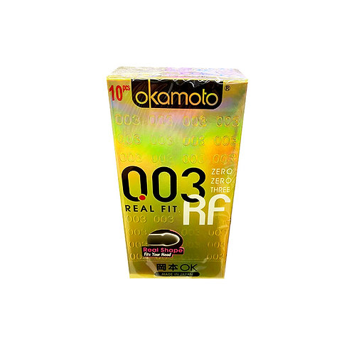 Okamoto Condom - Real Fit 10pc