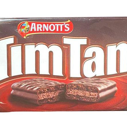ARNOTT'S Tim Tam Dark Chocolate Biscuit 200g