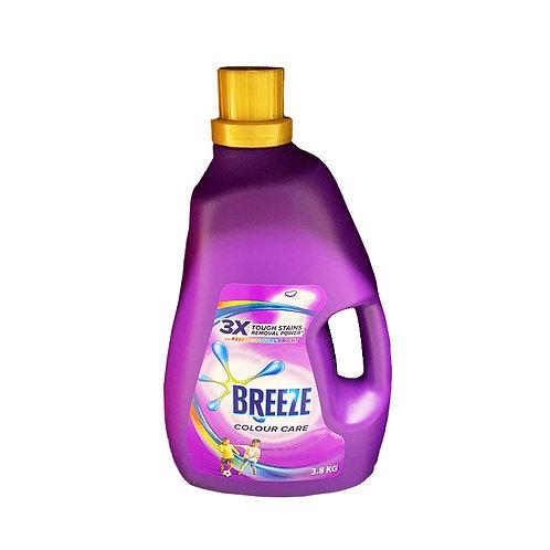 Breeze Liquid Detergent - Colour Care 3.8kg