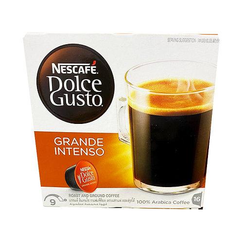 Nescafe Dolce Gusto Beverage Capsules - Grande Intenso 16 x 10g