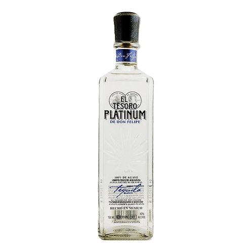 EL TESORO Platinum 75cl