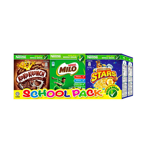 Nestle Cereal - Variety School Pack