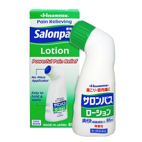 Salonpas Extra Strength Pain Relief Lotion 85ml