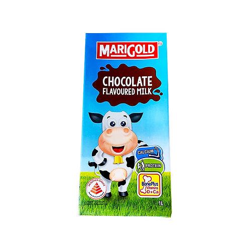 Marigold UHT Packet Milk - Chocolate 1L