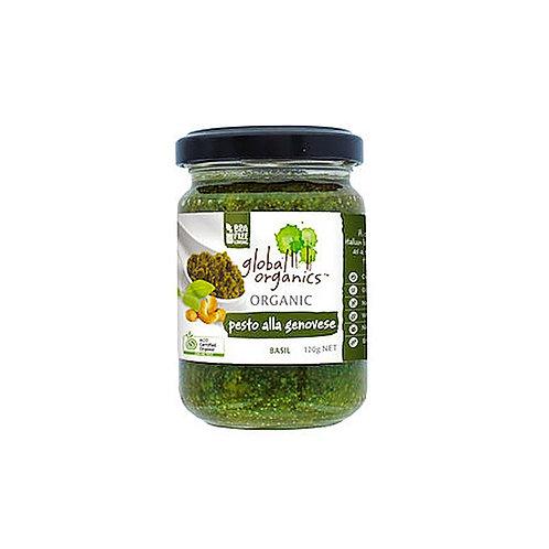 Global Organic Pesto Alla Genovese 120g