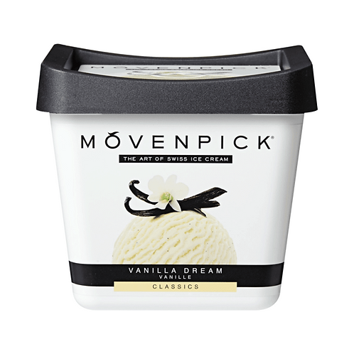 Movenpick Classics Ice Cream - Vanilla Dream 900ml