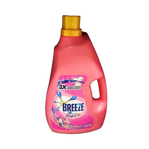 Breeze Liquid Detergent - Fragrance of Comfort 3.6kg