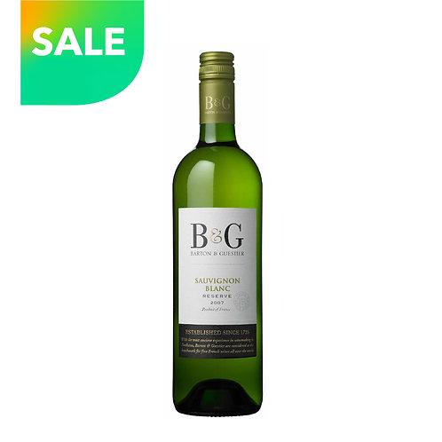 B&G SAUVIGNON BLANC RESERVE 750ML