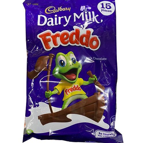 Cadbury Freddo Milk Chocolate Sharepack - Original 180g (15 per pack)