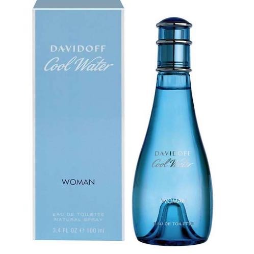 Davidoff Cool Water For Women Eau De Toilette 100ml