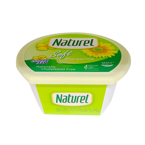 Naturel Cholesterol Free Margarine - Soft 500g