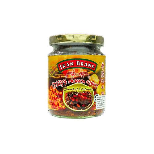 Ikan Brand Instant Sauce - Crispy Prawn Chili 220g