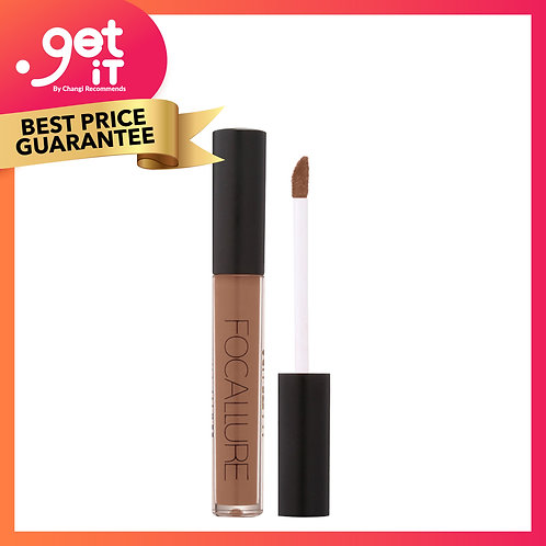 Focallure Nude waterproof lipstick-46 Dark Coffee