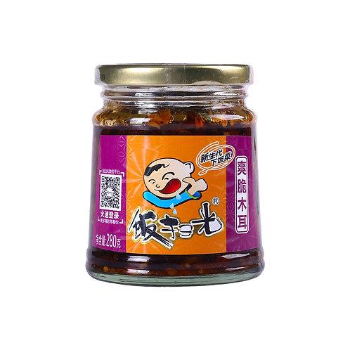 Fan Sao Guang Crisp Black Fungus 280g