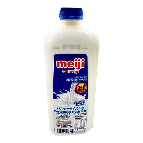 Meiji Fresh Milk - Regular 2L