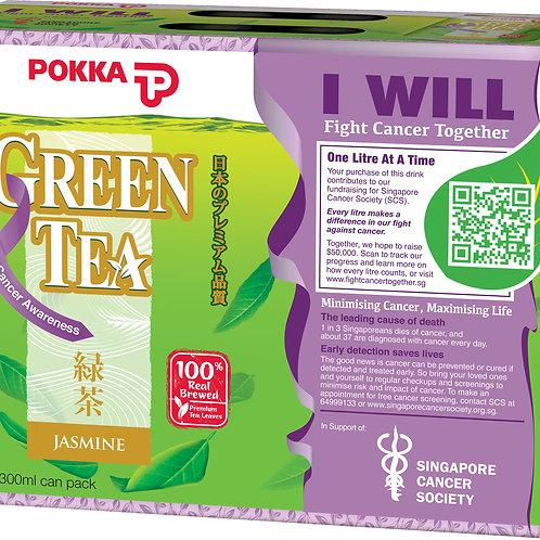 Pokka Can Drink - Jasmine Green Tea 12 x 300ml (CTN)