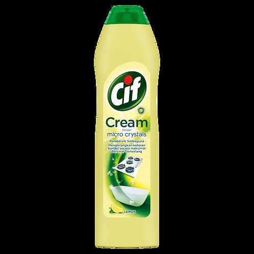 Cif Cream Lemon Multi Surface Cleaner 500ml