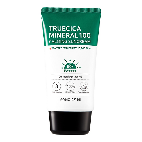 Some By Mi Truecica Mineral 100 Calming Sunscreen 50ml