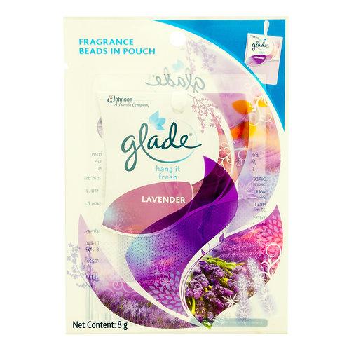 Glade Hang It Fresh Wild Lavender Fragrance Beads 8g