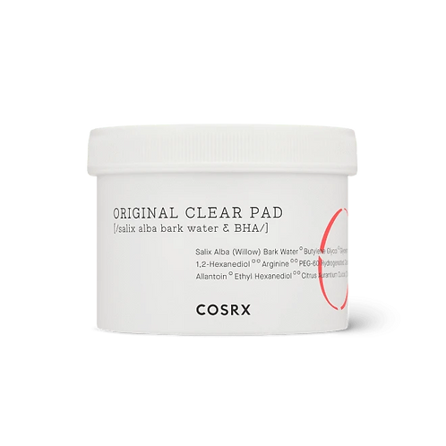 Cosrx One Step Original Clear Pad 70 Pads