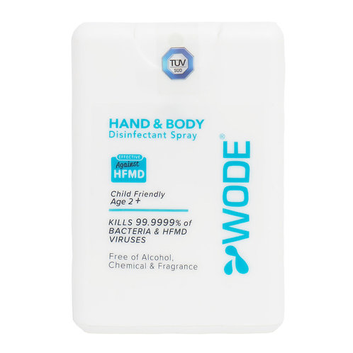 Hand And Body Disinfectant Spray - 250ml